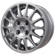DJ Wheels DJ100 alloy wheels