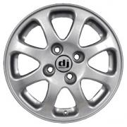 DJ Wheels DJ101 alloy wheels