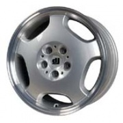 DJ Wheels DJ105 alloy wheels