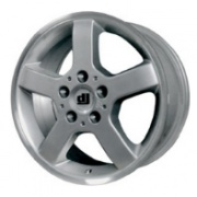 DJ Wheels DJ330 alloy wheels