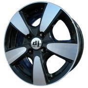 DJ Wheels DJ365 alloy wheels