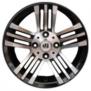 DJ Wheels DJ366 alloy wheels