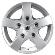DJ Wheels DJ367 alloy wheels