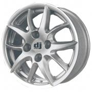 DJ Wheels DJ378 alloy wheels