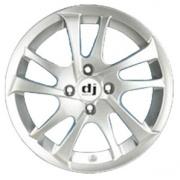 DJ Wheels DJ395 alloy wheels