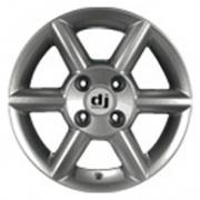 DJ Wheels DJ396 alloy wheels
