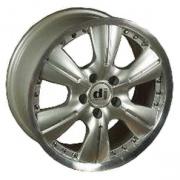 DJ Wheels DJ400 alloy wheels