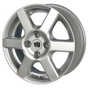 DJ Wheels DJ411 alloy wheels