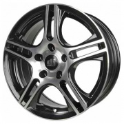 DJ Wheels DJ424 alloy wheels