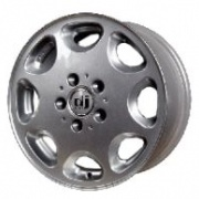 DJ Wheels DJ50 alloy wheels