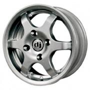 DJ Wheels DJ66 alloy wheels