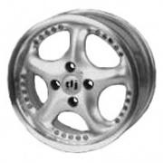 DJ Wheels DJ68 alloy wheels