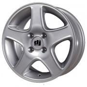 DJ Wheels DJ72 alloy wheels