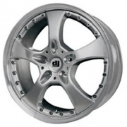DJ Wheels DJ80 alloy wheels
