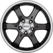 Dotz Crunch alloy wheels