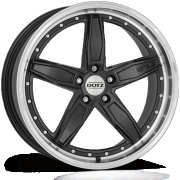 Dotz SP5 alloy wheels