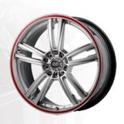 Enkei SH46 alloy wheels