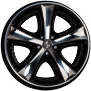 Etabeta Tettsut/X alloy wheels