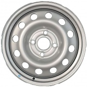 EuroDisk 52A36C steel wheels