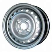 EuroDisk 52A49A steel wheels