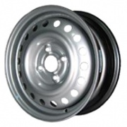 EuroDisk 53A36C steel wheels