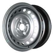 EuroDisk 53A49A steel wheels