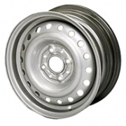 EuroDisk 53C41G steel wheels