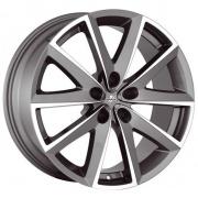 Fondmetal 7600 alloy wheels