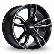 Fondmetal Alke alloy wheels