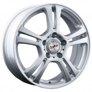 Forsage P0206 alloy wheels