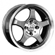 Forsage P0301 alloy wheels