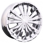 Forsage P0457 alloy wheels