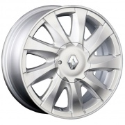 Forsage P1027 alloy wheels