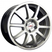 Forsage P1097 alloy wheels