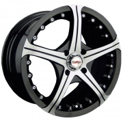 Forsage P1120 alloy wheels