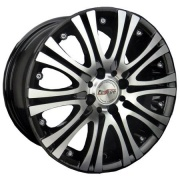 Forsage P1128 alloy wheels