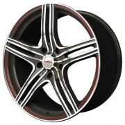 Forsage P1340 alloy wheels