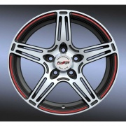 Forsage P1384 alloy wheels