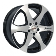 Forsage P1450 alloy wheels