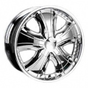 Forsage P8036 alloy wheels