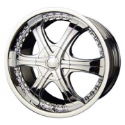 Forsage P8046 alloy wheels