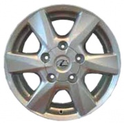 Forsage P8184 alloy wheels