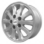 Forsage W0119 alloy wheels