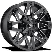 Fuel Off-Road Ambush alloy wheels