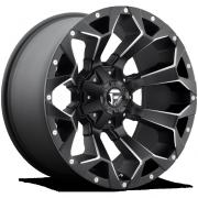 Fuel Off-Road Assault alloy wheels