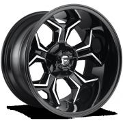Fuel Off-Road Avenger alloy wheels