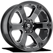 Fuel Off-Road Beast alloy wheels