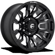 Fuel Off-Road Blitz alloy wheels