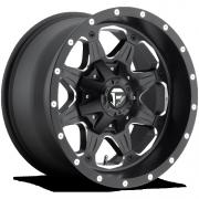 Fuel Off-Road Boost alloy wheels