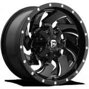 Fuel Off-Road Cleaver alloy wheels